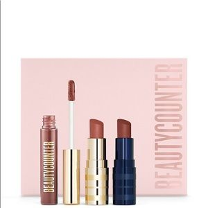 Holiday Gift Set! 💄🎄🎁  Rosewood Lip Trio